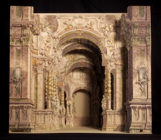 Valeriani design for a stage set